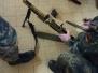 2018 - Waffenausbildung MG5